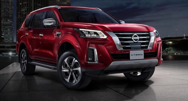 Nissan Terra 2021 lộ diện tại Thái Lan, sắp về Việt Nam đấu Toyota Fortuner? - Ảnh 2.