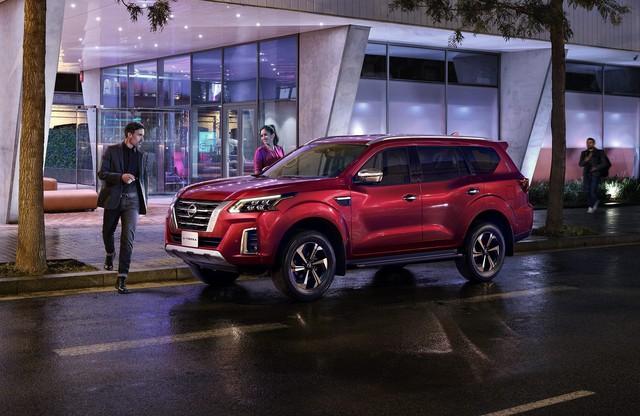 Ra mắt Nissan X-Terra 2021 - Bản xem trước của Terra mới sắp về Việt Nam đấu Toyota Fortuner - Ảnh 10.