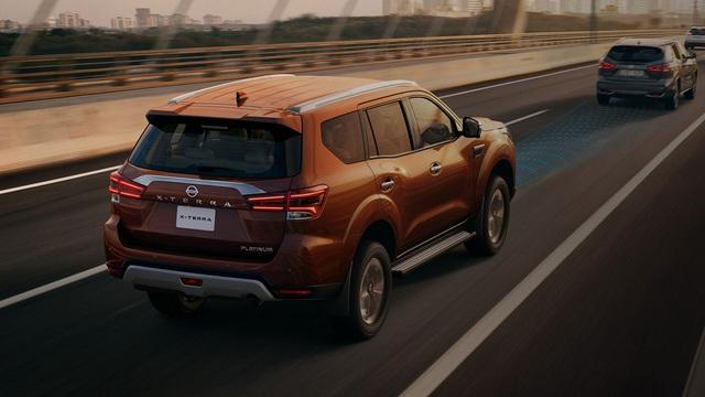 Ra mắt Nissan X-Terra 2021 - Bản xem trước của Terra mới sắp về Việt Nam đấu Toyota Fortuner - Ảnh 2.