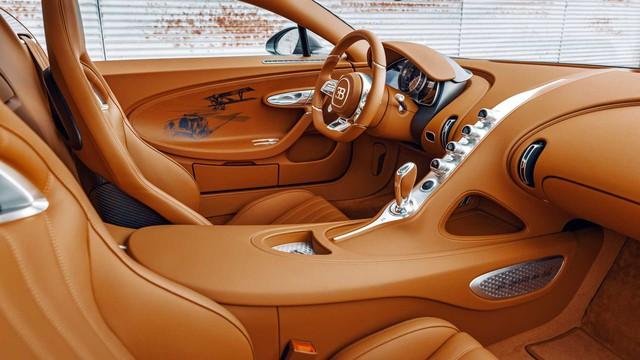 Ra mắt Bugatti Chiron Sport bản đặc biệt cho đại gia thích lái máy bay: Chưa thuế mà cũng đã 3,4 triệu USD - Ảnh 4.