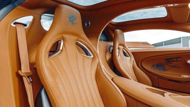 Ra mắt Bugatti Chiron Sport bản đặc biệt cho đại gia thích lái máy bay: Chưa thuế mà cũng đã 3,4 triệu USD - Ảnh 5.