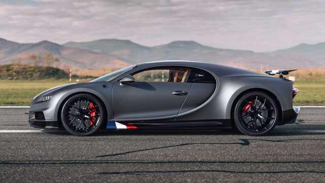 Ra mắt Bugatti Chiron Sport bản đặc biệt cho đại gia thích lái máy bay: Chưa thuế mà cũng đã 3,4 triệu USD - Ảnh 1.