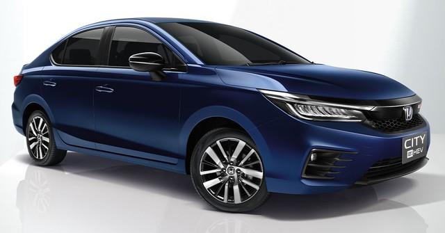 Ra mắt Honda City e:HEV ăn xăng chỉ 3,66L/100km, full option nhất từ trước tới nay nhưng đắt hơn cả trăm triệu so với bản thường