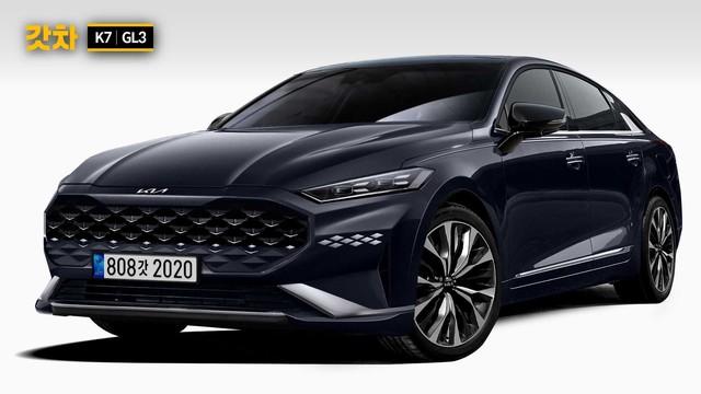 Học Mazda, Kia cũng muốn trở thành hãng xe cận sang khởi đầu với mẫu xe này - Ảnh 1.