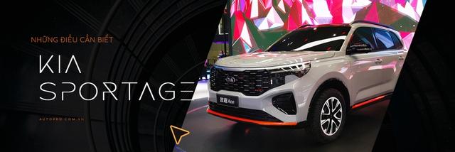 Xem trước Kia Sportage hoàn toàn mới: Có bản 7 chỗ, đẹp lên toàn diện để át vía Honda CR-V - Ảnh 6.