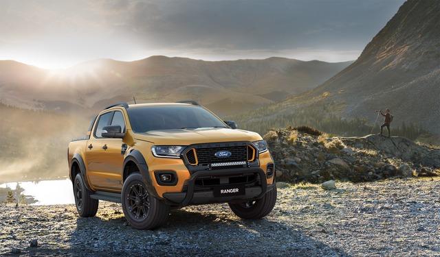 Ra mắt Ford Ranger Wildtrak X 2021 - Vua bán tải độ sẵn cho dân chơi thứ thiệt - Ảnh 4.