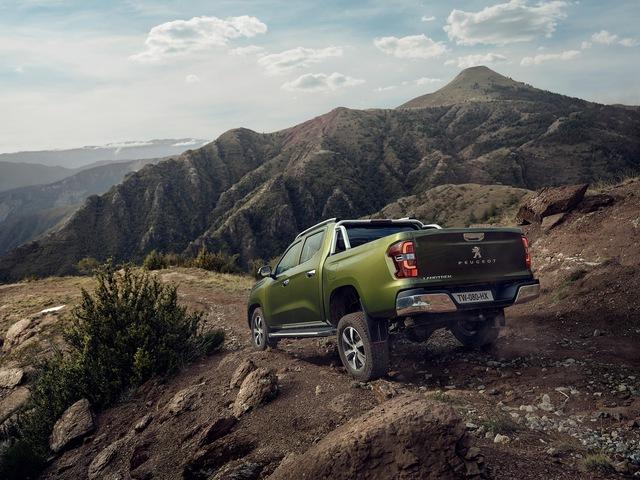 Peugeot Landtrek - Bán tải Pháp chờ ngày về nước đấu Ford Ranger, Toyota Hilux - Ảnh 2.