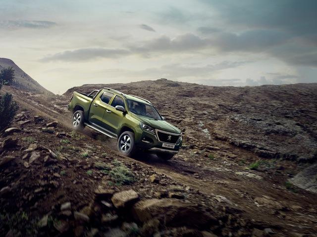 Peugeot Landtrek - Bán tải Pháp chờ ngày về nước đấu Ford Ranger, Toyota Hilux - Ảnh 3.