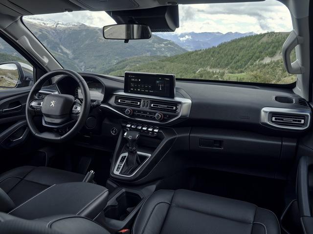 Peugeot Landtrek - Bán tải Pháp chờ ngày về nước đấu Ford Ranger, Toyota Hilux - Ảnh 4.