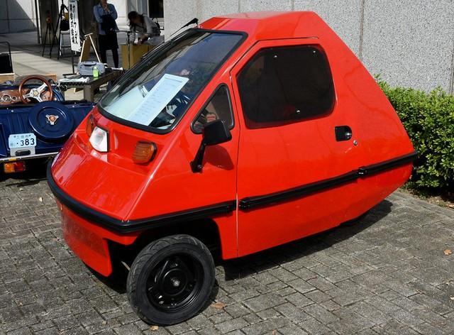 Không phải Toyota, Honda hay Mazda, đây mới là hãng xe có nhiều thiết kế quái đản nhất tại Nhật mà ít người biết - Ảnh 7.