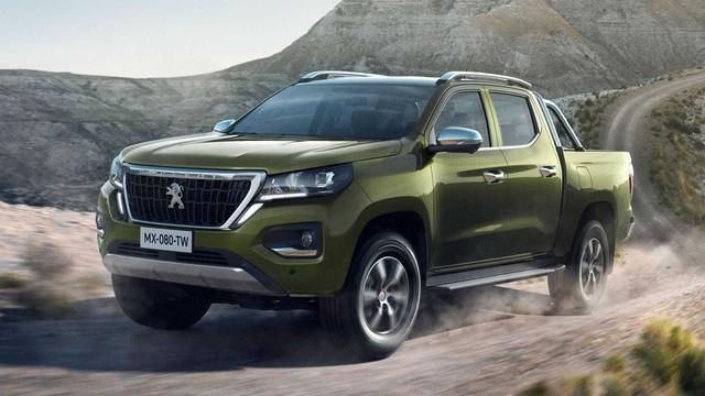 Peugeot Landtrek - Bán tải Pháp chờ ngày về nước đấu Ford Ranger, Toyota Hilux - Ảnh 1.