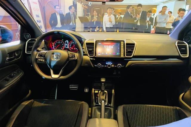 Honda City 2020 tại Việt Nam lộ nội thất và động cơ mới trước giờ G: Lột xác thành 'tiểu' Accord, mạnh nhất phân khúc - Ảnh 6.
