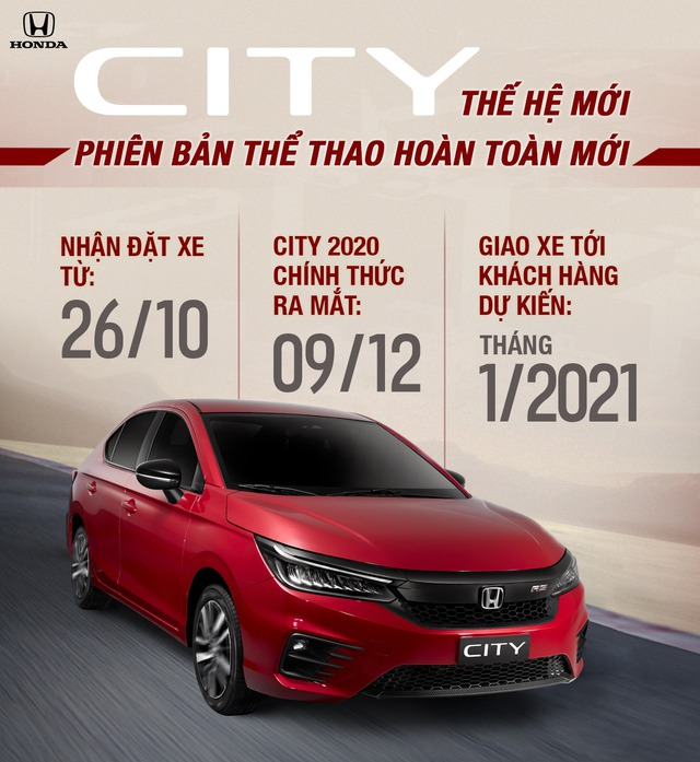 Honda City 2020 tại Việt Nam lộ nội thất và động cơ mới trước giờ G: Lột xác thành 'tiểu' Accord, mạnh nhất phân khúc - Ảnh 7.
