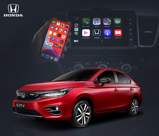 Honda City 2020 tại Việt Nam lộ nội thất và động cơ mới trước giờ G: Lột xác thành 'tiểu' Accord, mạnh nhất phân khúc - Ảnh 3.