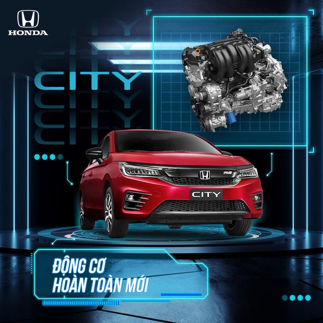 Honda City 2020 tại Việt Nam lộ nội thất và động cơ mới trước giờ G: Lột xác thành 'tiểu' Accord, mạnh nhất phân khúc - Ảnh 4.