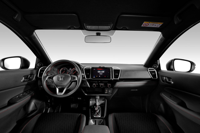 Honda City 2020 tại Việt Nam lộ nội thất và động cơ mới trước giờ G: Lột xác thành 'tiểu' Accord, mạnh nhất phân khúc - Ảnh 2.