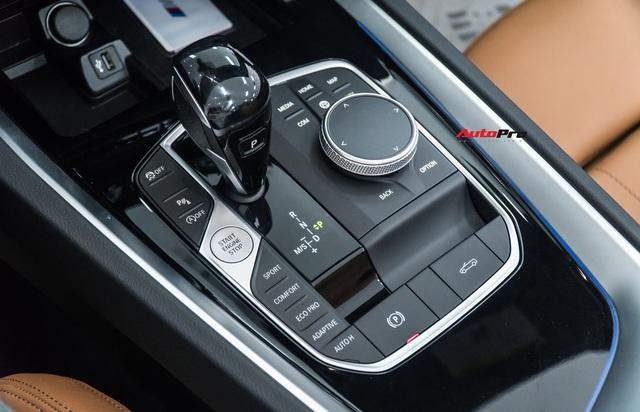 Đánh giá nhanh BMW Z4 vừa về Việt Nam: Chuẩn xe chơi cho nhà giàu - Ảnh 10.