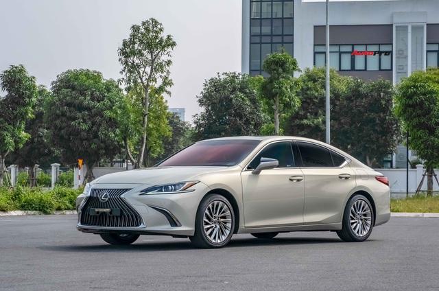 Lexus ES 250 2020 vừa ra mắt, bản cũ chạy 20.000km bán lại chỉ thấp hơn 200 triệu đồng - Ảnh 7.