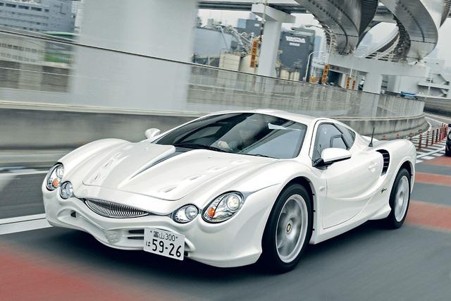 Không phải Toyota, Honda hay Mazda, đây mới là hãng xe có nhiều thiết kế quái đản nhất tại Nhật mà ít người biết - Ảnh 10.