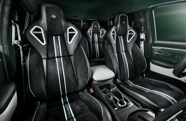 Đại gia Việt chưa kịp đặt mua bán tải Mercedes-Benz X-Class sẽ phải tiếc nuối khi nhìn vào bản độ này - Ảnh 6.