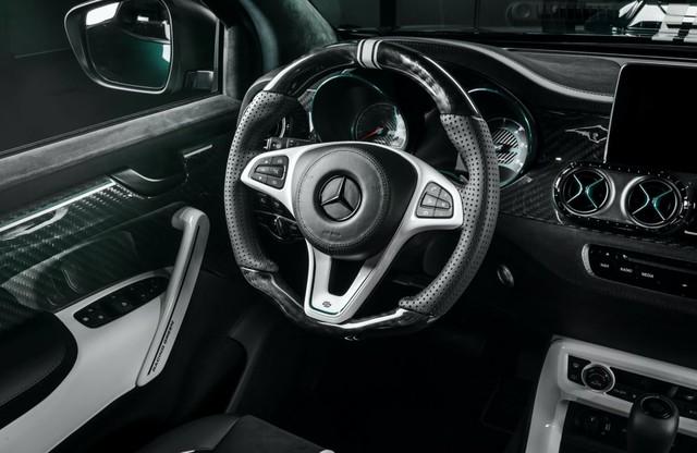 Đại gia Việt chưa kịp đặt mua bán tải Mercedes-Benz X-Class sẽ phải tiếc nuối khi nhìn vào bản độ này - Ảnh 5.