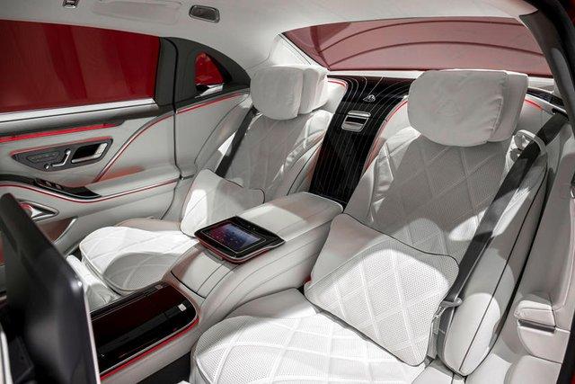 Mercedes-Maybach S-Class 2021 đang có bộ khung hoàn hảo nhất để làm bản kéo dài - Ảnh 3.