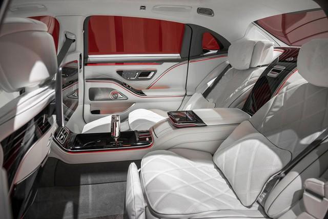 Mercedes-Maybach S-Class 2021 đang có bộ khung hoàn hảo nhất để làm bản kéo dài - Ảnh 2.