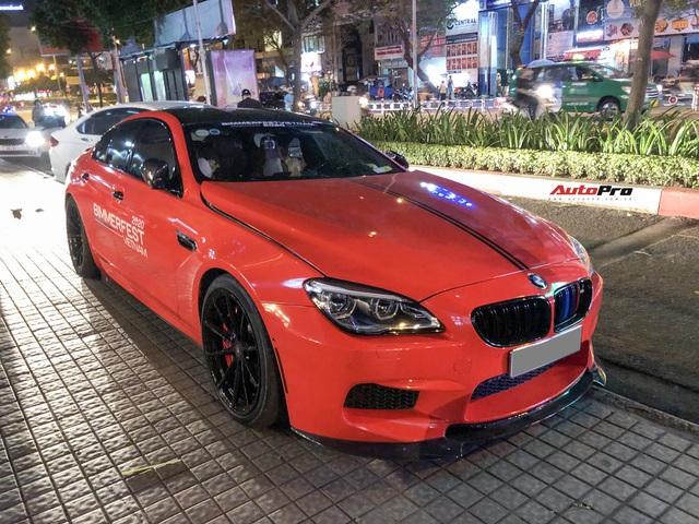 BMW M6 Gran Coupe siêu hiếm lột xác với màu sơn dễ gây nhầm lẫn - Ảnh 1.