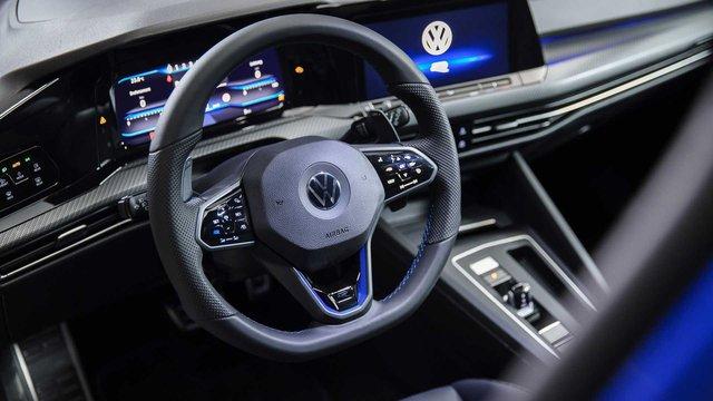 Ra mắt Volkswagen Golf R mạnh nhất lịch sử - Sức nặng đè lên Honda Civic Type R - Ảnh 2.