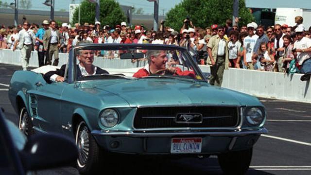Ô tô nổi tiếng của các Tổng thống Mỹ - Ảnh 4.