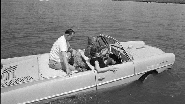 Ô tô nổi tiếng của các Tổng thống Mỹ - Ảnh 6.