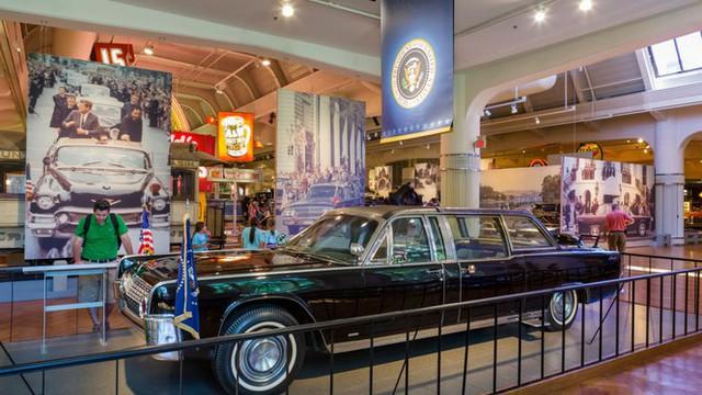 Ô tô nổi tiếng của các Tổng thống Mỹ - Ảnh 7.
