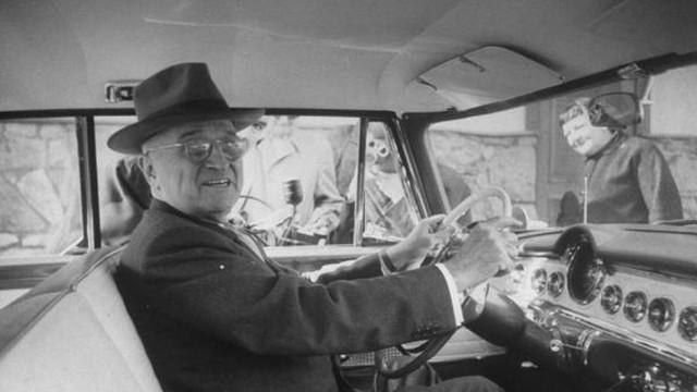 Ô tô nổi tiếng của các Tổng thống Mỹ - Ảnh 8.