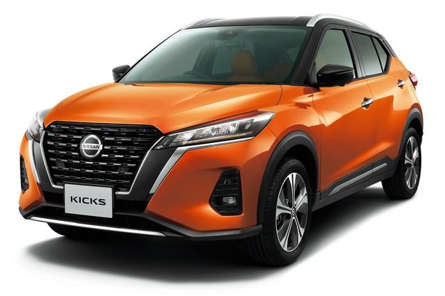 Lộ trang bị Nissan Kicks sẽ về Việt Nam - Đối trọng mới của Kia Seltos và Hyundai Kona - Ảnh 2.