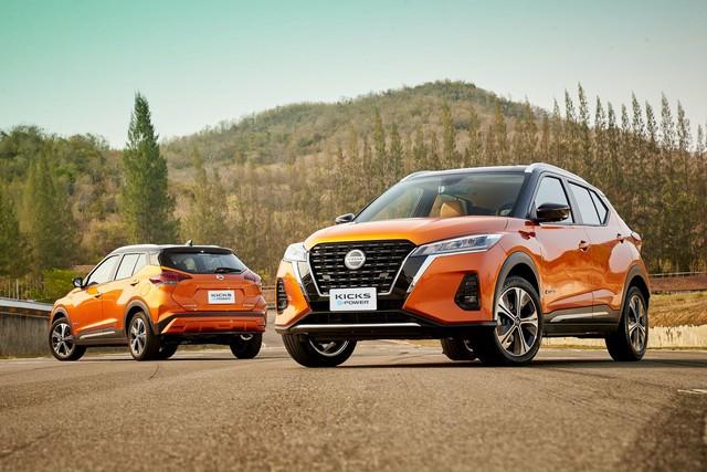 Lộ trang bị Nissan Kicks sẽ về Việt Nam - Đối trọng mới của Kia Seltos và Hyundai Kona - Ảnh 3.