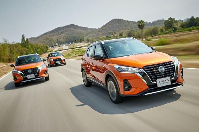 Lộ trang bị Nissan Kicks sẽ về Việt Nam - Đối trọng mới của Kia Seltos và Hyundai Kona - Ảnh 5.