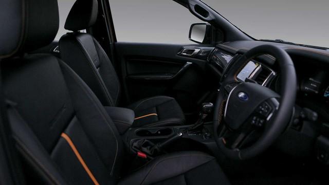 Ford Ranger 2021 rục rịch về Việt Nam: Đầu như Mustang, thêm trang bị mà nhiều chủ bán tải mong muốn - Ảnh 5.