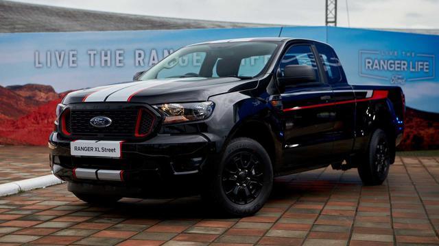 Ford Ranger 2021 rục rịch về Việt Nam: Đầu như Mustang, thêm trang bị mà nhiều chủ bán tải mong muốn - Ảnh 6.