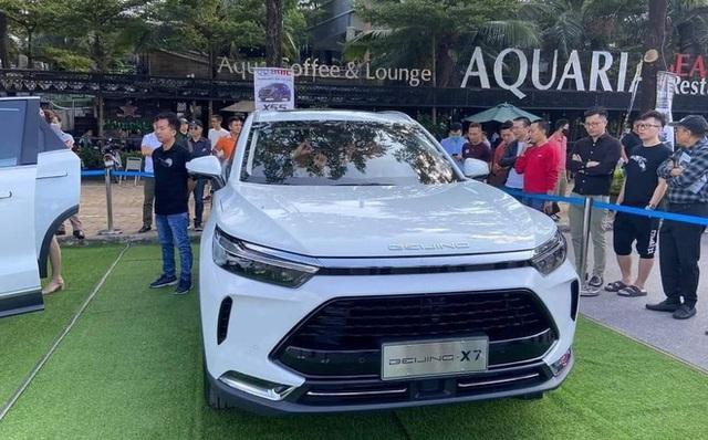 Cơn sốt xe Trung Quốc tại thị trường Việt: Nổ về công nghệ, chất lượng chưa kiểm chứng - Ảnh 1.