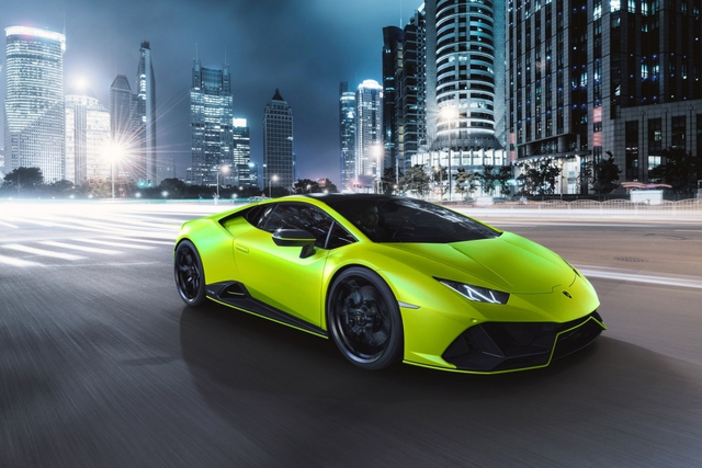 Lamborghini ra mắt năm màu sơn đặc biệt cho Huracan EVO - Ảnh 2.