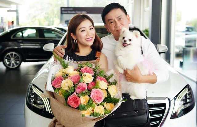 Bóc giá xe Mercedes-Benz Kiều Linh được ông xã Mai Sơn tặng - Ảnh 2.