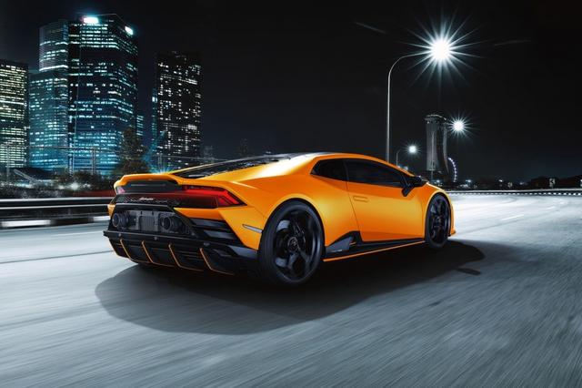 Lamborghini ra mắt năm màu sơn đặc biệt cho Huracan EVO - Ảnh 5.