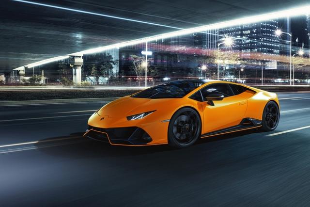 Lamborghini ra mắt năm màu sơn đặc biệt cho Huracan EVO - Ảnh 6.