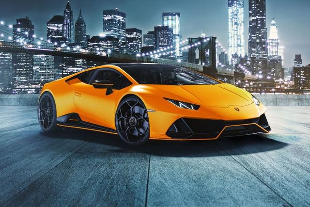 Lamborghini ra mắt năm màu sơn đặc biệt cho Huracan EVO - Ảnh 7.