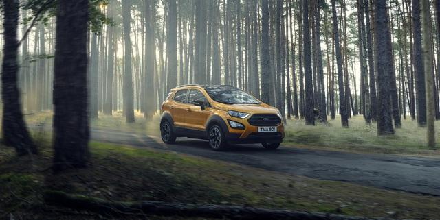 Ra mắt Ford EcoSport Active: Đắt hơn 90 triệu đồng so với bản thường, tăng sức đấu Kia Seltos - Ảnh 6.
