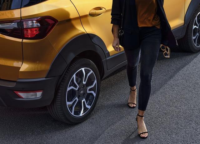 Ra mắt Ford EcoSport Active: Đắt hơn 90 triệu đồng so với bản thường, tăng sức đấu Kia Seltos - Ảnh 3.