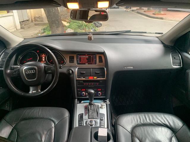 Mỗi năm chạy không quá 10.000km, Audi Q7 bán lại ngang giá Toyota Vios 'đập hộp' - Ảnh 4.