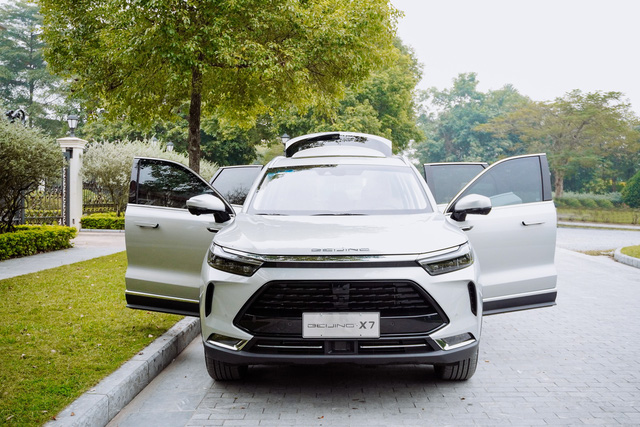 Xe 700 phải cọc 200 triệu, xe Trung Quốc Beijing X7 có đang ảo tưởng tại Việt Nam? - Ảnh 3.