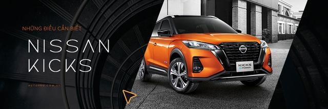 Bóc tách Nissan Kicks - SUV mới ghi danh tại Việt Nam, đấu Kia Seltos, sở hữu một chi tiết khác biệt hẳn trong phân khúc - Ảnh 2.
