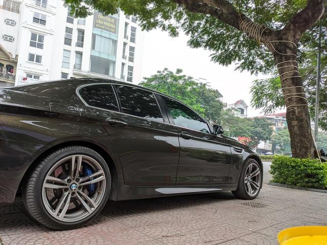 BMW 5-Series cũ rao giá 1,4 tỷ, người bán tiết lộ tiền độ đủ để đập hộp Toyota Vios 2020 - Ảnh 5.